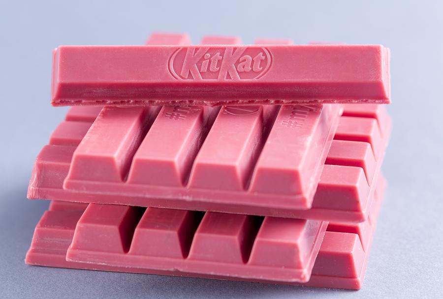 KitKat Ruby Cocoa Bar